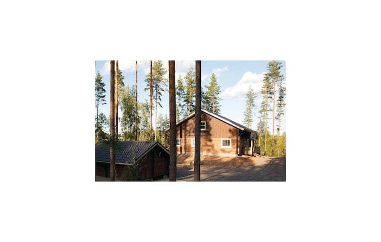 Holiday cottage with 3 bedrooms on 160m² in Ristiina