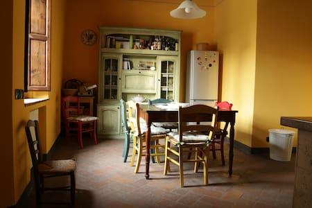 Colonica Toscana del XVII secolo - Empoli - Rumah