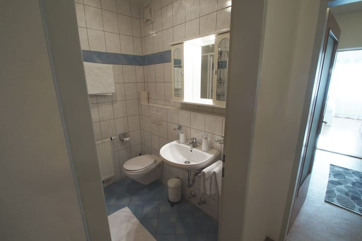 Bathroom Badezimmer