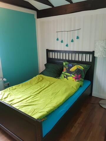 Zimmer 1 für 1-2 Personen