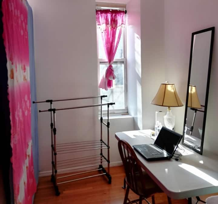 A Good Room by  Convention Center and China town