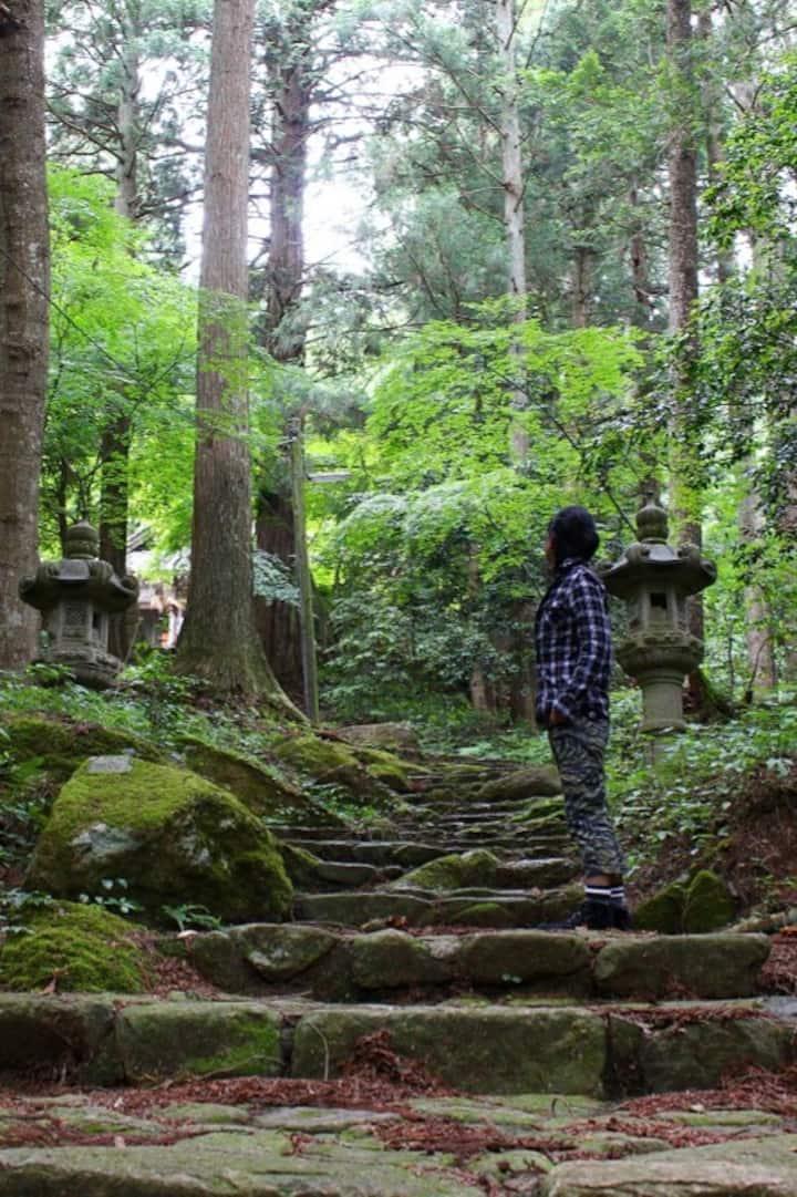 志都の岩屋神社Shizunoiwaya shirne