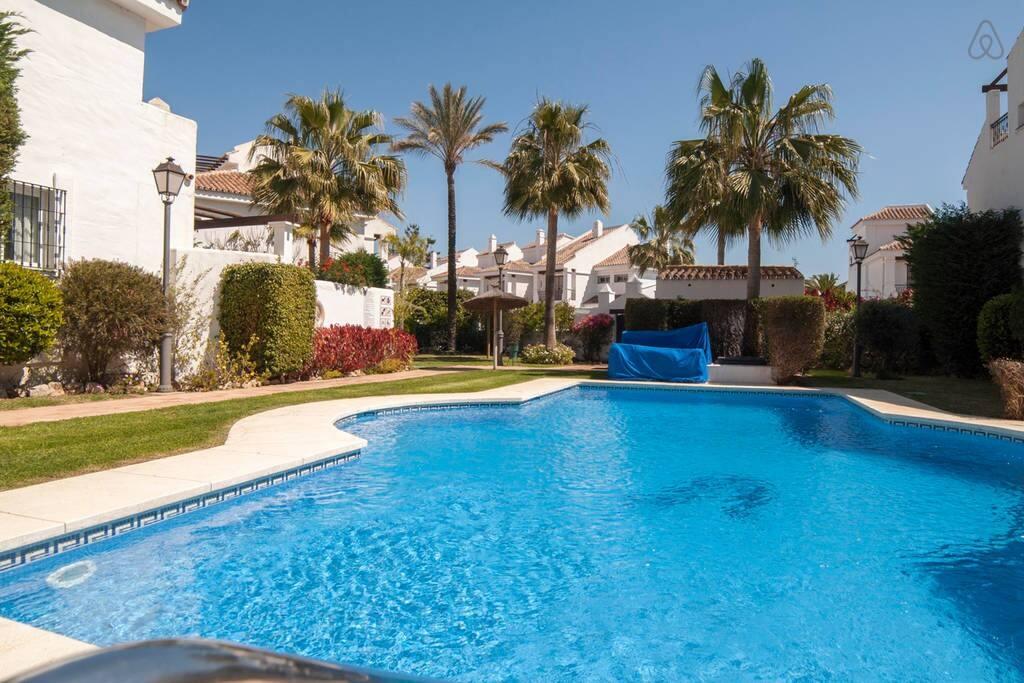 Gorgeous Villa Puerto Banus