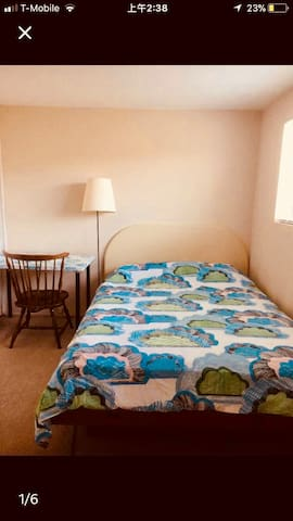 cozy private bedroom near UCSD in UTC
