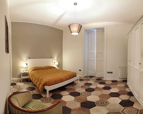 Casa Tilde - Camera da letto matrimoniale/ double bedroom