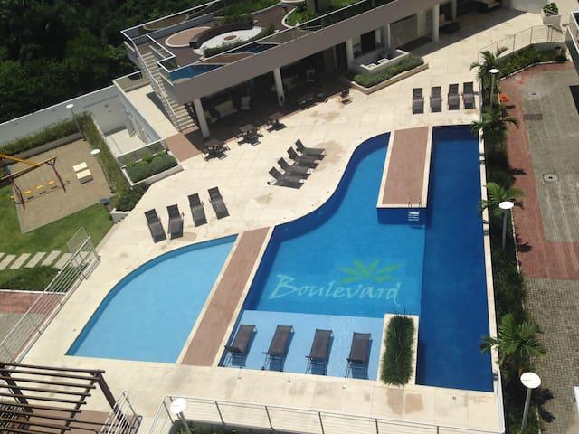 APARTAMENTO LINDO Praia Palmas, Boulevard 2 suites
