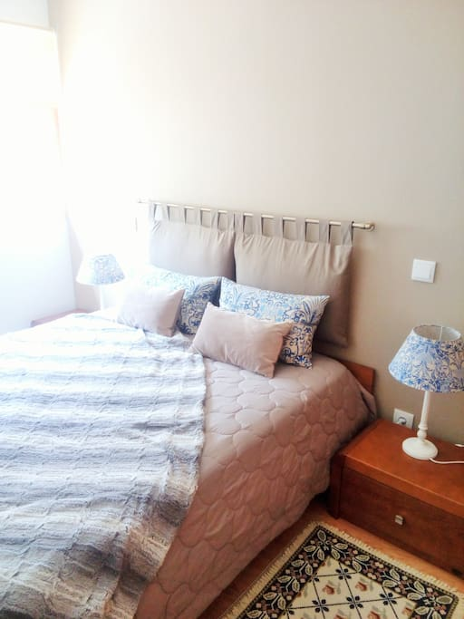 Bedroom/Main Room