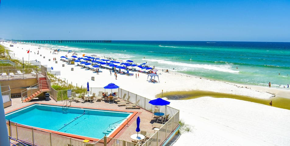 Panama City Resort & Club 1 Bed / 1 Bath Unit