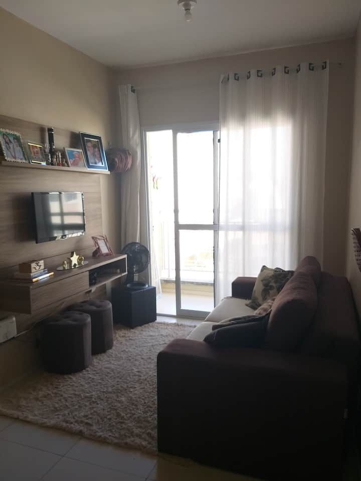 Apartamento completo. O ideal pra você.