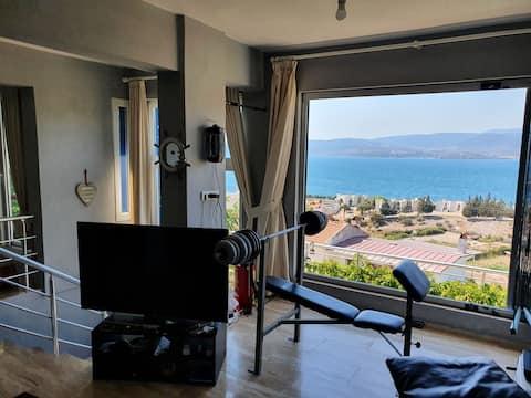 Adam Hive Villa ,Pronamic Seaview and cosy garden