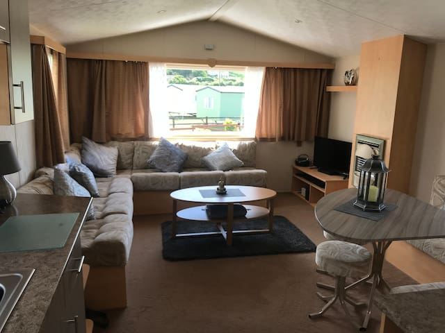 Caravan, 8 Berth, Challaborough Bay, Devon