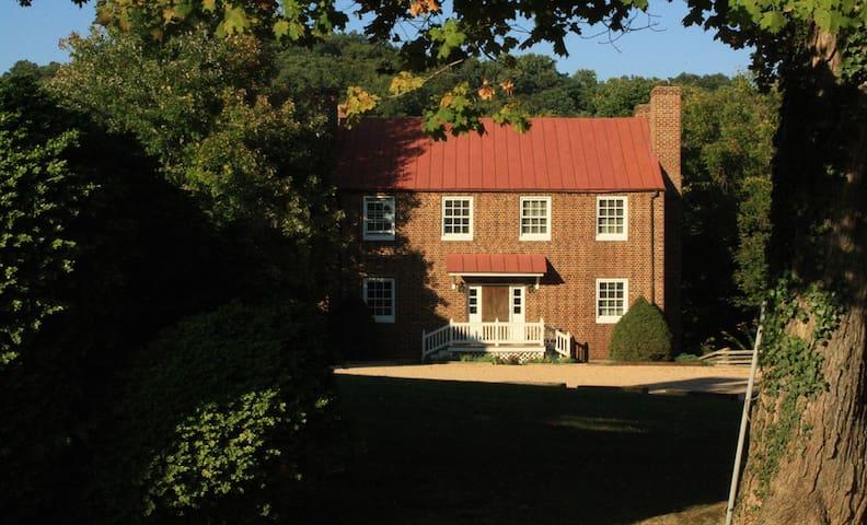 Maple Hall Inn Pond House - Lexington - Wikt i opierunek
