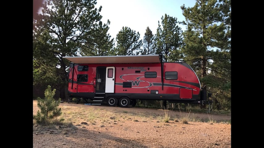 RV delivered to site your choosing(Hill Country)