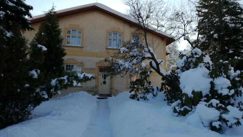 Stylová vila - Žacléř Krkonoše