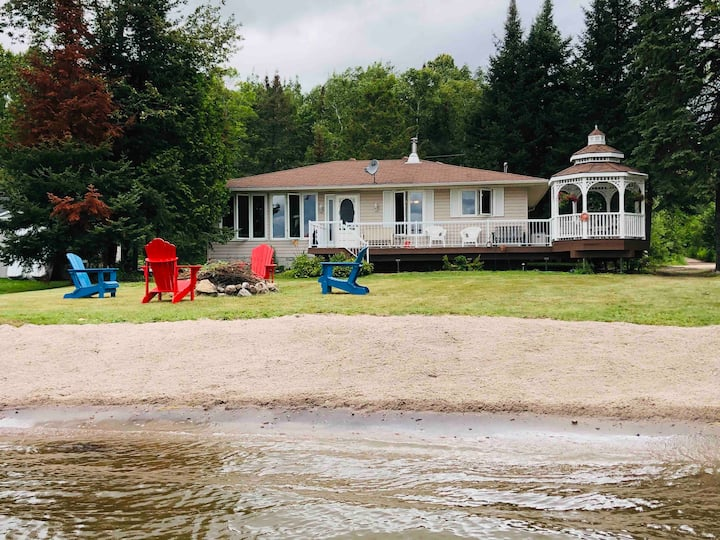The Mallard's Haven on Wasi Lake