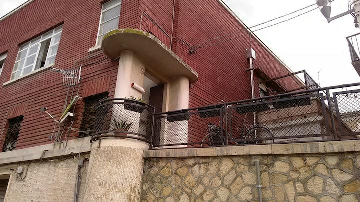 Casa con vista