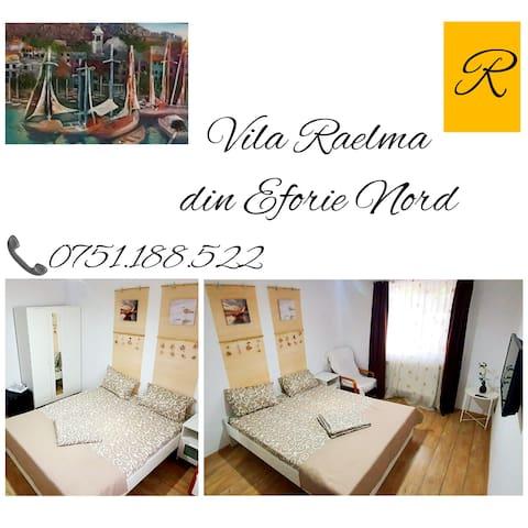Vila Raelma - Apartament parter