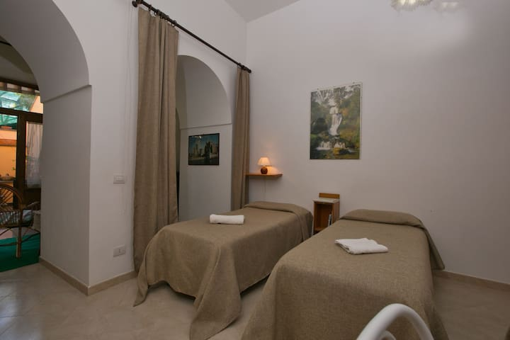 Lavish Mansion in Sorrento with Garden