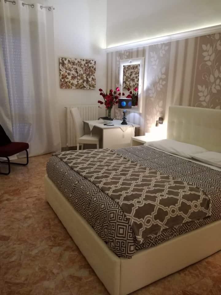 Camera matrimoniale Dejà vu comoda e confortevole