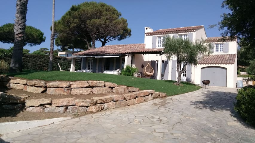 Villa Savannah, Pampelonne Beach, St. Tropez