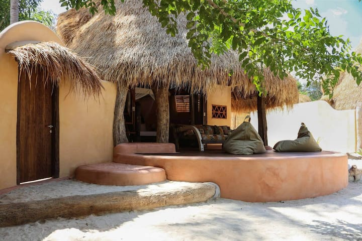 Gili Asahan Eco Lodge Cottage