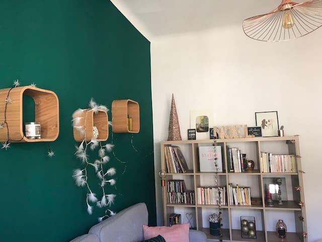 Appartement cosy dans le cœur historique d'Avignon