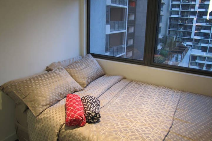 Cosy Studio Free WiFi and Full Facilities at lvl30 - Melbourne - Apartment