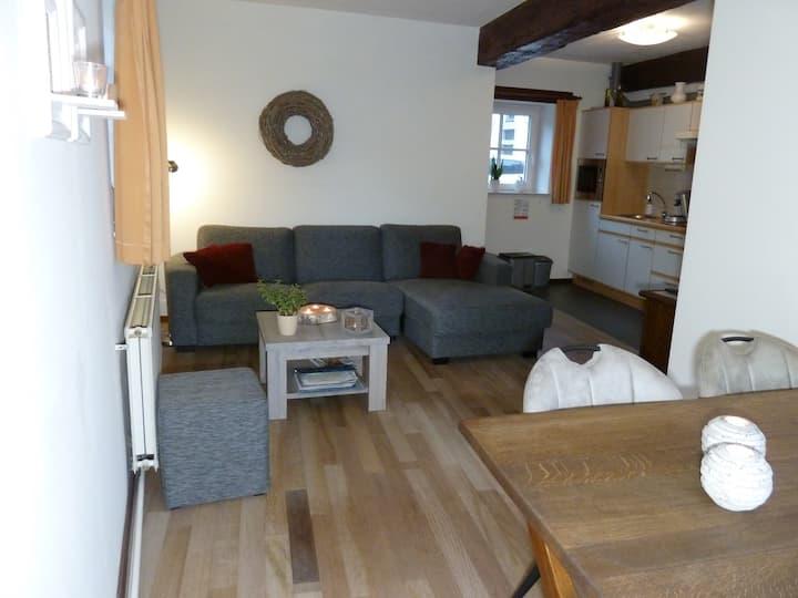 Twee persoons gelijkvloers appartement