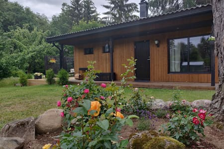 A tiny  (30 m2) home accommodation near Tallinn