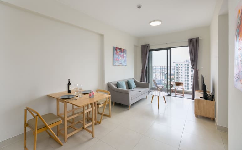 *FREE PICK UP AIRPORT* 185-Luxurious Cosy 2BR Apt