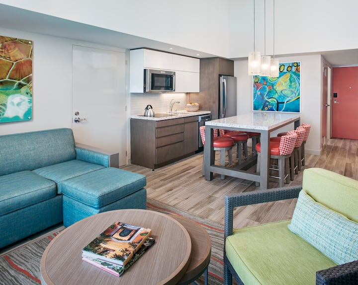 Heavenly Family Suite Resort View 2 bedrooms