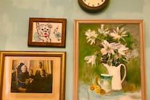 The Grandma Room w/ shared bath