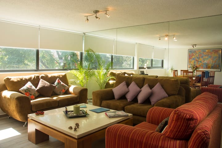 Nice apartment in Condesa  - Ciudad de México - Apartment