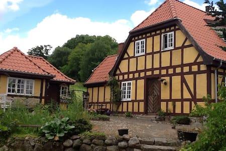 Idyllisk hus i fredet område llI