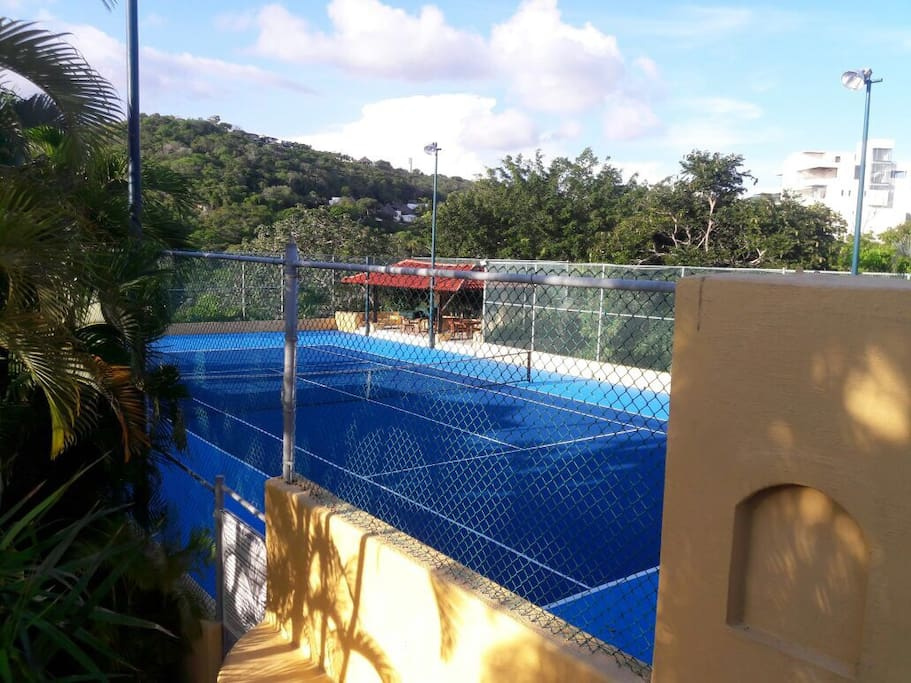 Amenities - Tennis Court