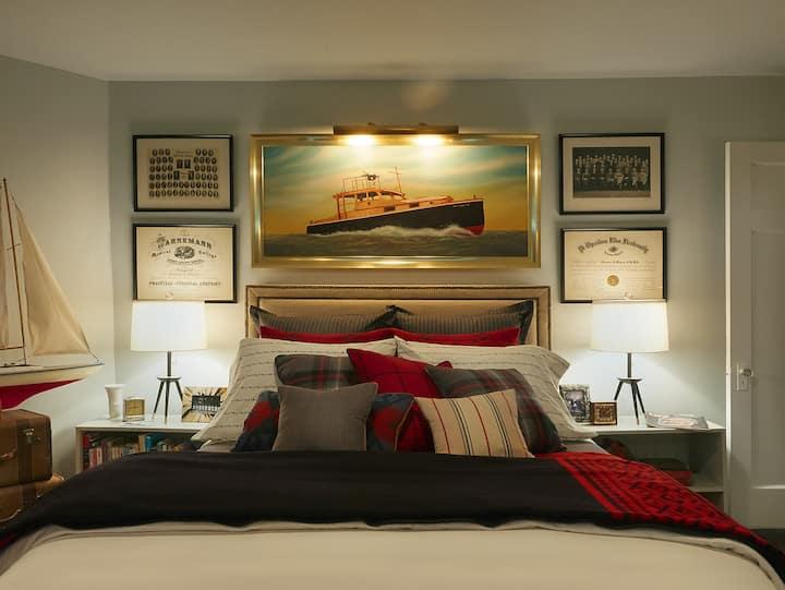Hemingway's Boyhood Bedroom