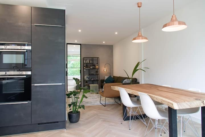 High-end apartment in authentic Rotterdam Blijdorp