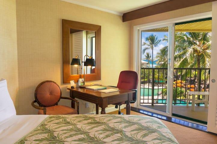 Kauai Beach Resort 2544-Luxury accommodation, spa, fitness center, four pools