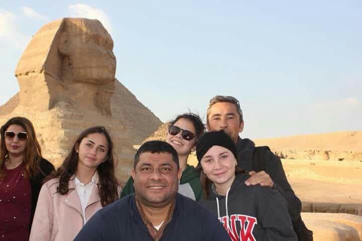 Pyramids view apartment 1 + tour services