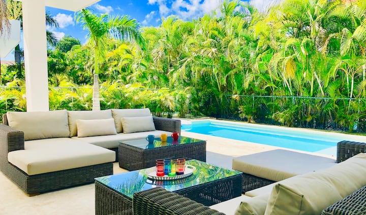 Punta Cana Village BRAND NEW Luxury Villa Jazmines