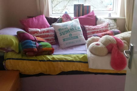 Bright single room - Bray