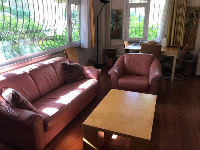 2 bedr. apartment at a great location (Eur. side)