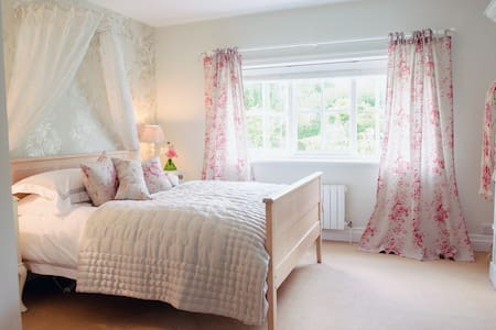 Pretty double room in Georgian Country House - Σάφοκ
