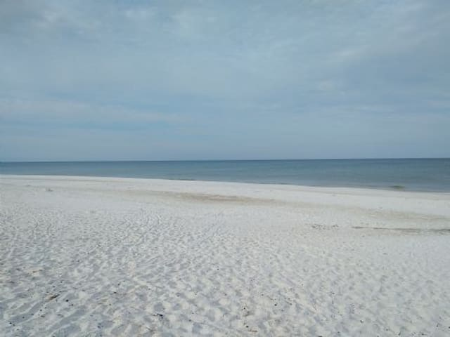 RV Lot, Near Beach, North Cape San Blas ~ Balmy Breeze Two