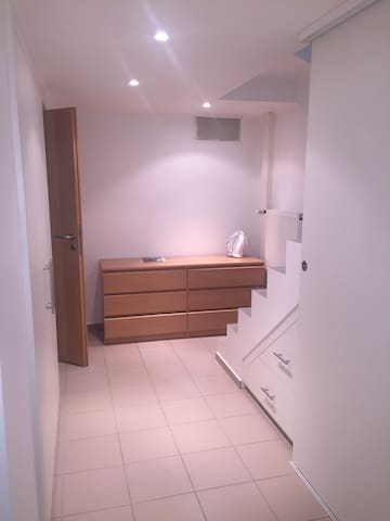 Entire one bedroom apartment - Dudelange - Apartmen