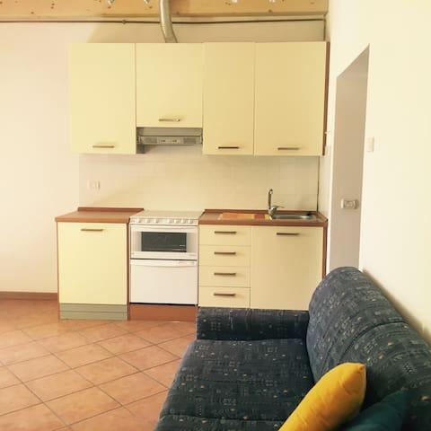 Aprica Incantevole appartamento in pieno centro