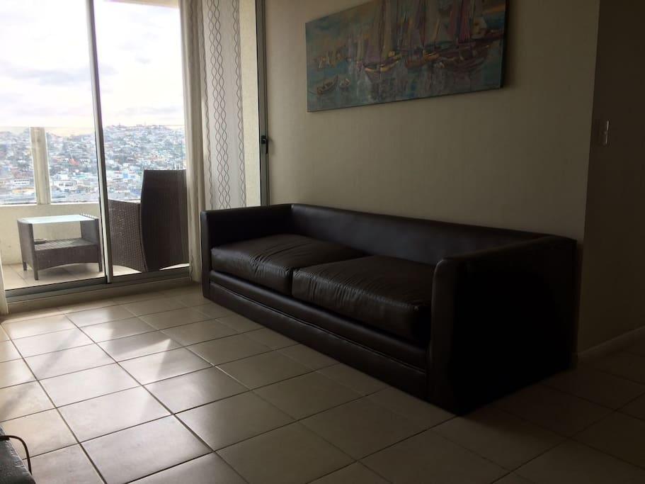 Sala de estar o Living