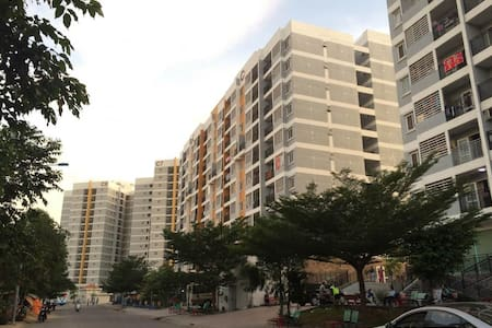 Apartment next to bus station - Hiệp Phú
