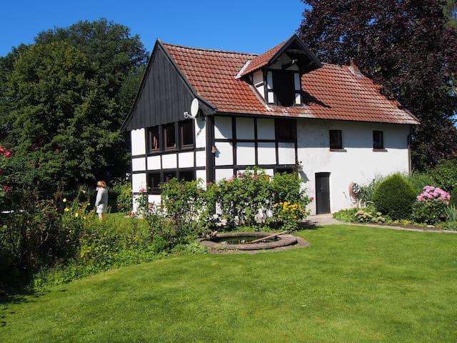 Altes Backhaus - Ennigerloh - Gjestehus