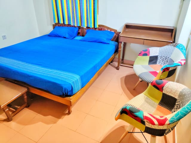 Cozy 1 BHK AC Apartment With Pool in Calangute